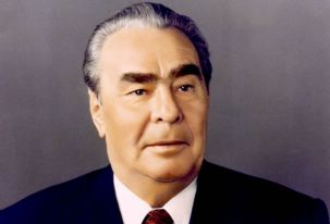 Brezhnev Leonid