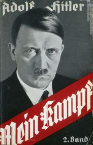 """Gitler """"Mein Kampf"""""""