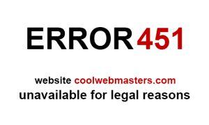 error-451