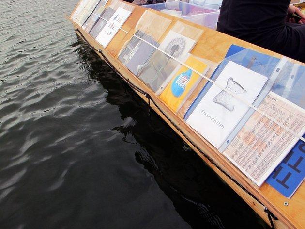 biblioteka na vode