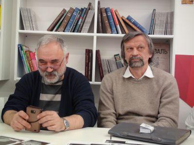 Galkin Nikolai i NechiporenkoYurii