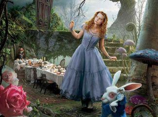 Alisa v strane chudes