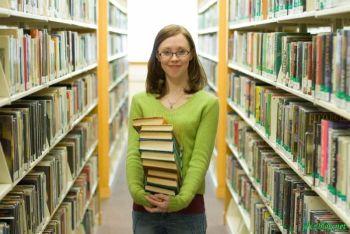 Bibliotekar molodaya