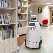 Robot biblioteka