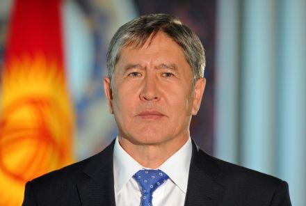 Atambaev Almazbek