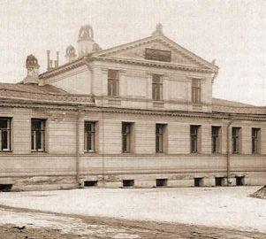 Dom Tolstogo na Plushihe